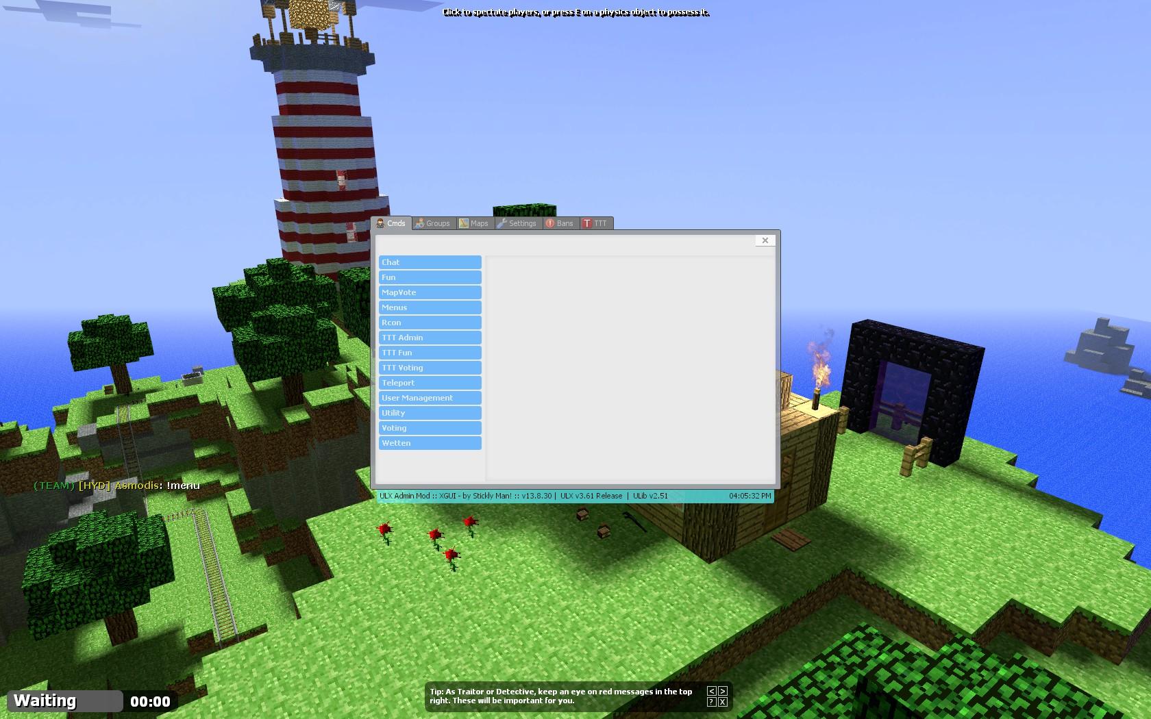 Garrys Mod TTT Dedicated Server Erstellen Part - Minecraft server erstellen in jeder version